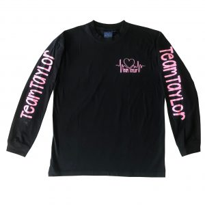 Team Taylor Long Sleeve