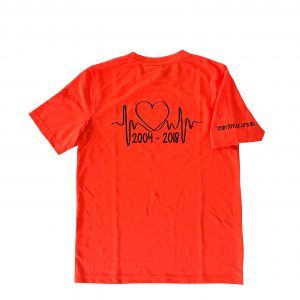 Team Taylor Hi-Vis T-Shirts
