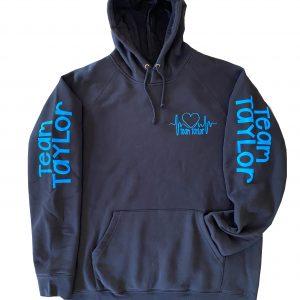 Blue Team Taylor Hoodie
